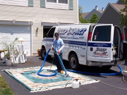 on site area rug cleaning