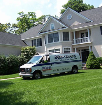 professiona; deep carpet cleaning Van